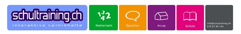 Online Übungen zu Mathematik und Sprachen